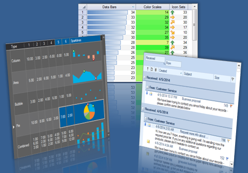 BCGSoft: professional GUI controls for MFC/ NET/WinForms